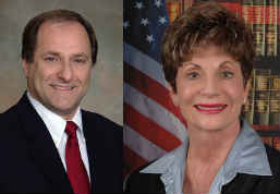 Michael Capuano and Shelley Berkley