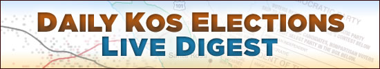 Daily Kos Elections Live Digest banner
