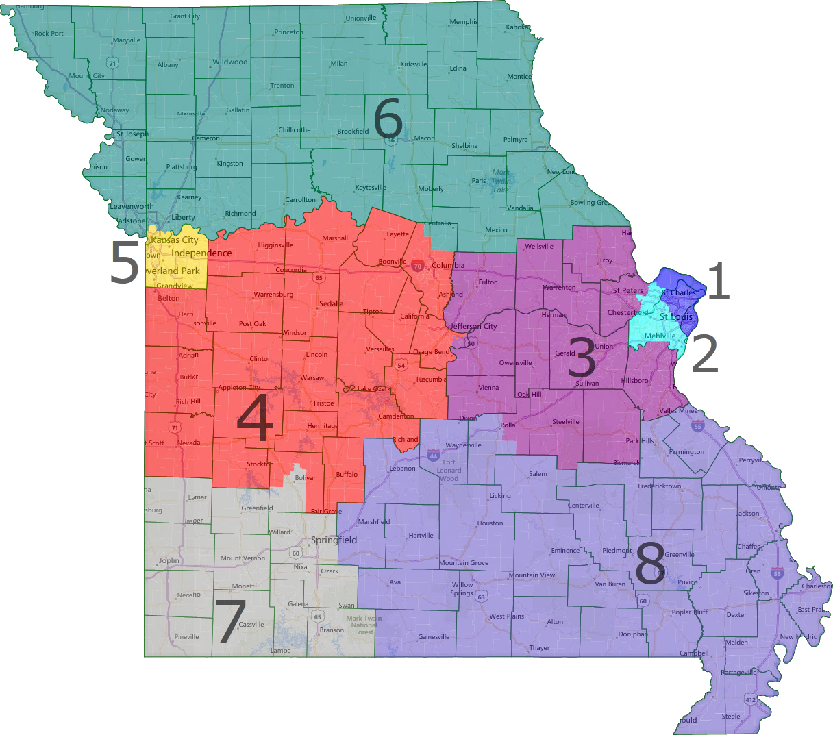 Republicans Rigged The House Through Gerrymandering
