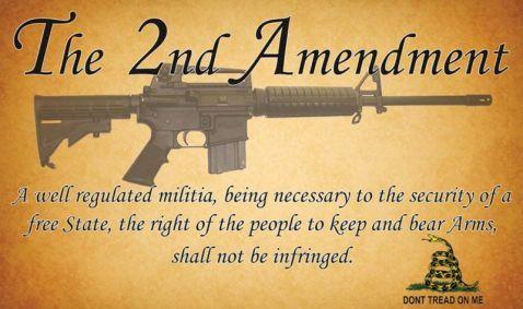 The Oregon (non-) Militia, The Second Amendment, and the Constitution.