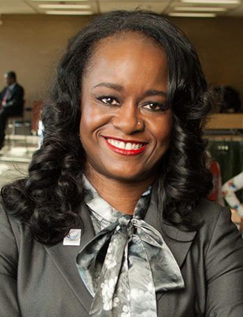 Chancellor Cheryl Hyman