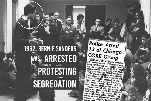 Bernie Sanders Stood Up for the Voting Rights of African American ...