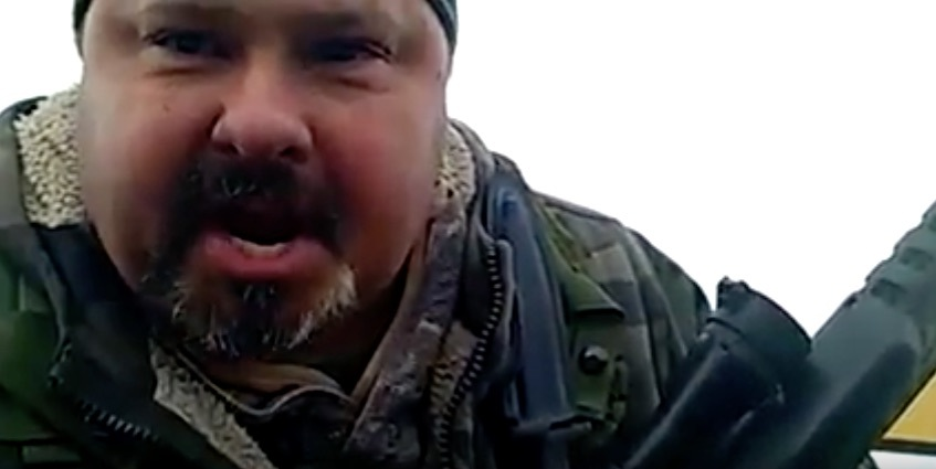 Man at the Malheur Wildlife Refuge standoff calling for people to join him