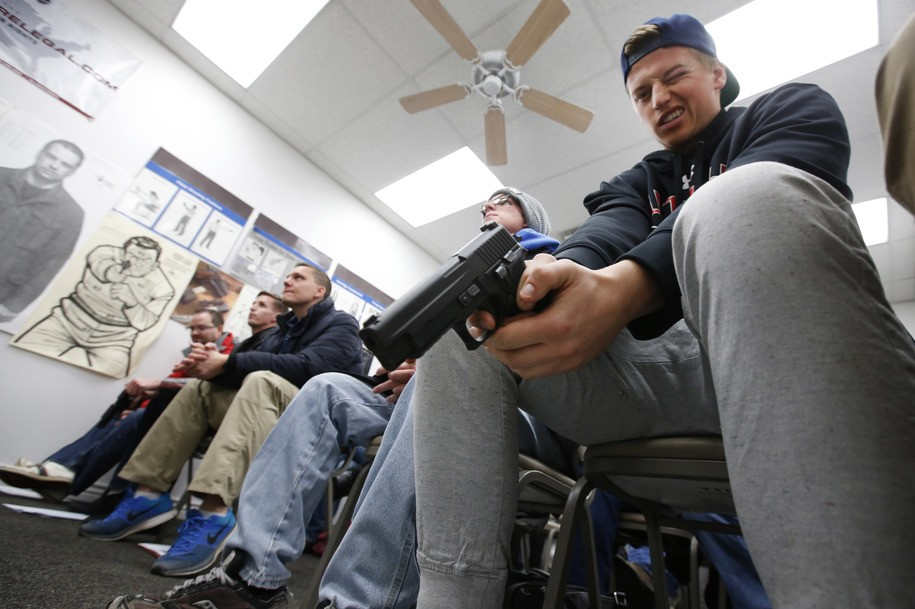 concealed weapons essay Concealed carry  concealed carry should be legalized throughout the united states - concealed carry introduction throughout the nation a rising controversial issue is the debate whether or not concealed carry should be allowed.