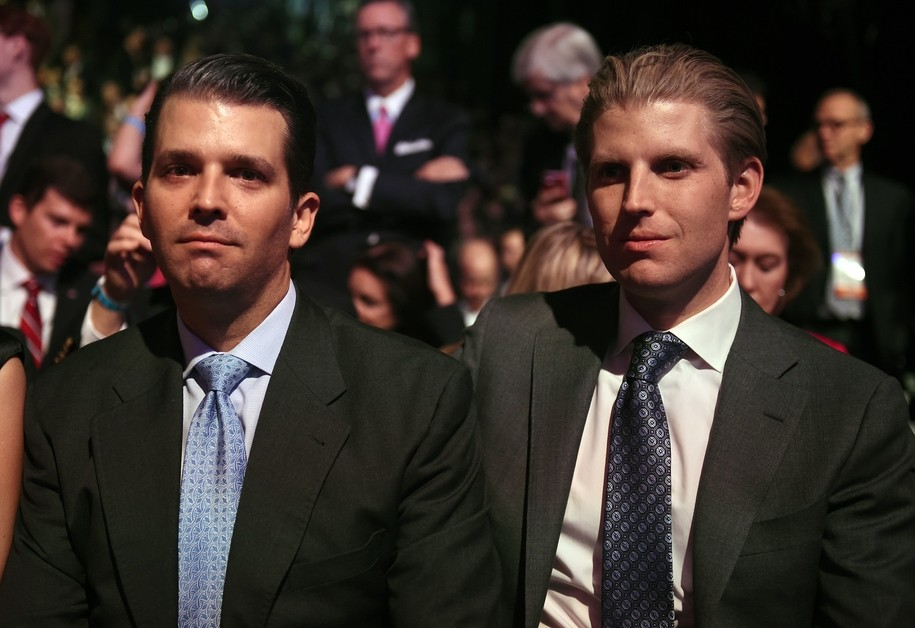 Donald Trump Jr. was paid $50,000 for meeting to discuss U.S.-Russia cooperation in Syria