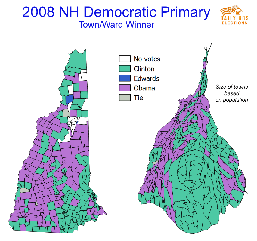 2016 New Hampshire Presidential Election Results Politico