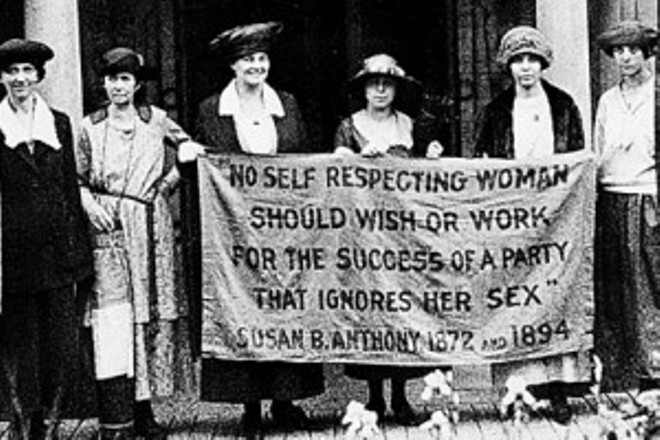 From the Suffrage Movement to Modern Feminism, Some Things Don't ...