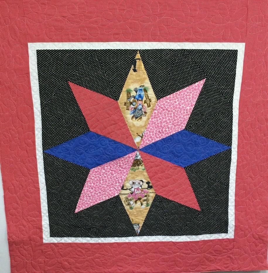 Quilt Patterns With Y Seams : DK Quilt Guild: Stars & Y-Seams