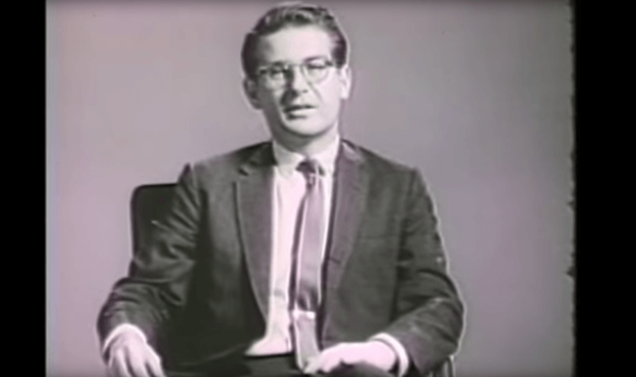 Confessions Of A Republican From 1964 About Goldwater Sounds An Awful Lot Like Someone Else