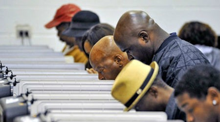 Image result for Black voters photos