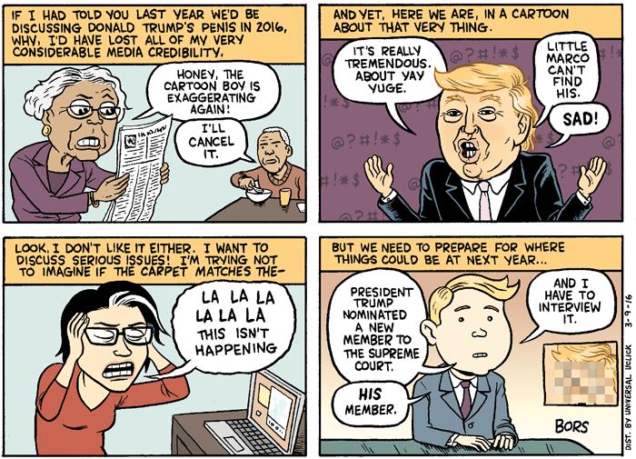 Trumps Locker Room Talk Recording