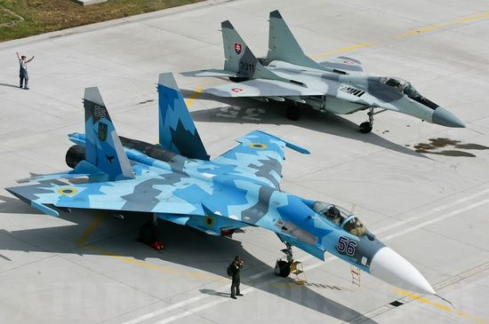 The One That Scared Us - MiG-29 Daily Kos