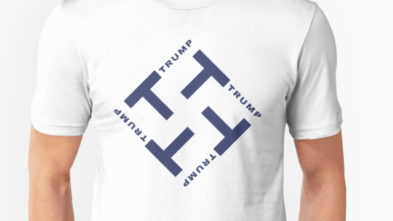 Mein Trumpf - A Hitler moment for Trump parody t-Shirt – States of You
