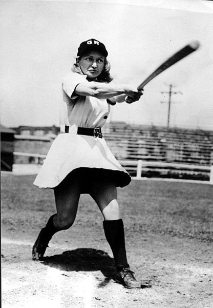 the origin and history of the all american girls professional baseball league The documentary, a team of their own, accurately and wonderfully recounts the history of the all-american girls professional baseball league from its inception in.