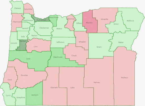 The 2008 Primary In Oregon And What It May Mean For 2016