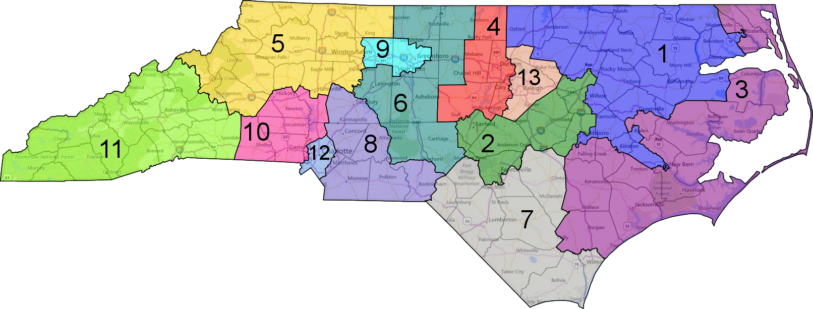 No Maryland is not the most gerrymandered state There is more to