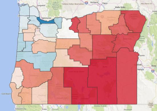 Trends In Oregon Voter Registration