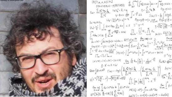 In Philly, if you write an equation, you might be a terrorist