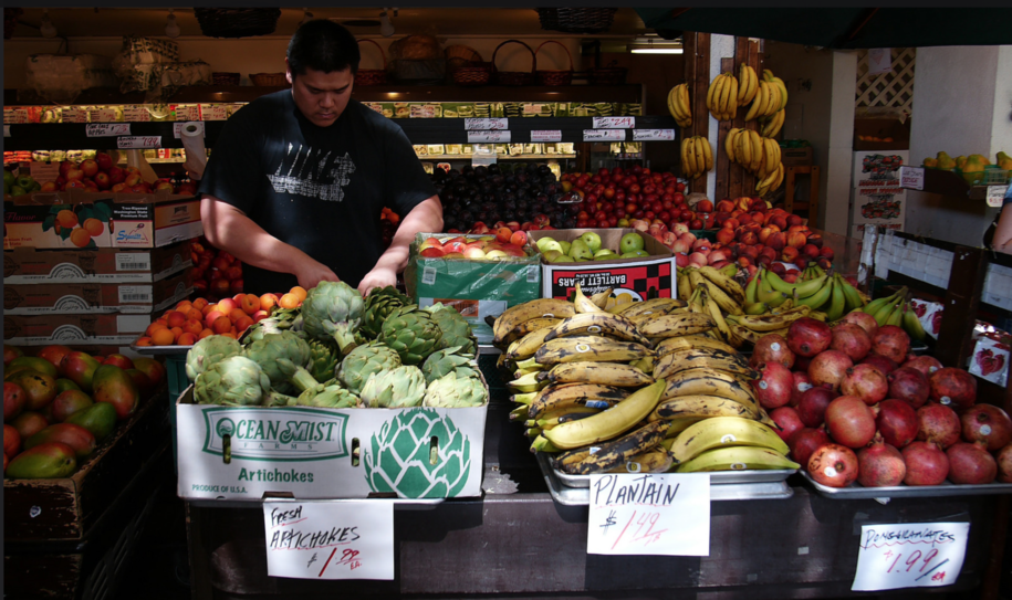 Us Fight Hunger In Los Angeles County This Economic
