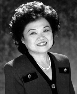 Patsy Mink official Congress picture