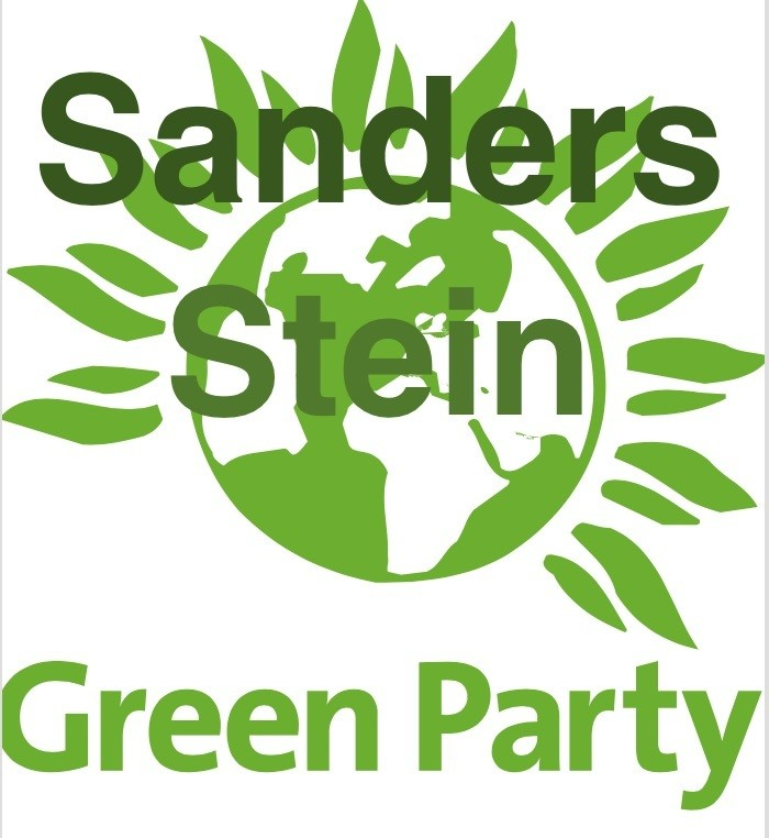 Salon Article Is Hyping Bernie Running As Green Party Nominee