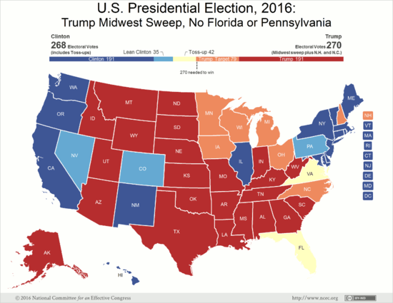 articles presidential polls winning florida north carolina ohio more