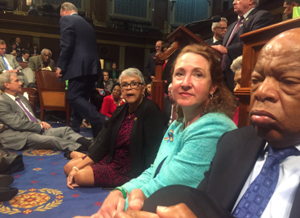 House Dems put GOP in vise grip with no-win situation on gun safety sit-in