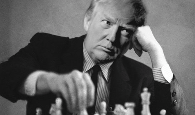 Image result for TRUMP CHESS