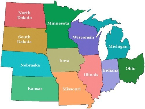 Question of the day Your favorite United States Midwestern City