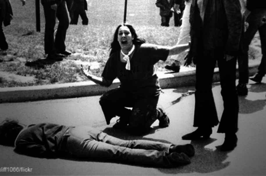 a history of the kent state massacre Bums, vigilantes, brown shirts and getting what they deserved, were the varying ways, all incendiary and untrue, that the protesters at kent state (and tho.