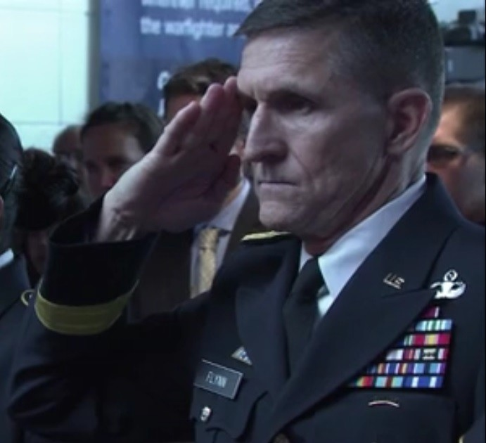 Mike Flynn: Trump Possible V.P. Pick Lt. Gen. Michael T. Flynn Flops