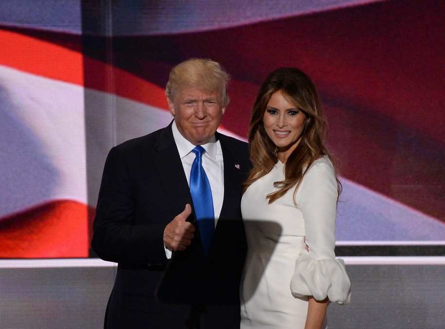 Donald Trump, thrice-married adulterer, offers advice. Did he also offer classified info to Melania?
