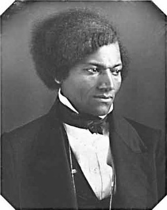Frederick Douglass in 1848