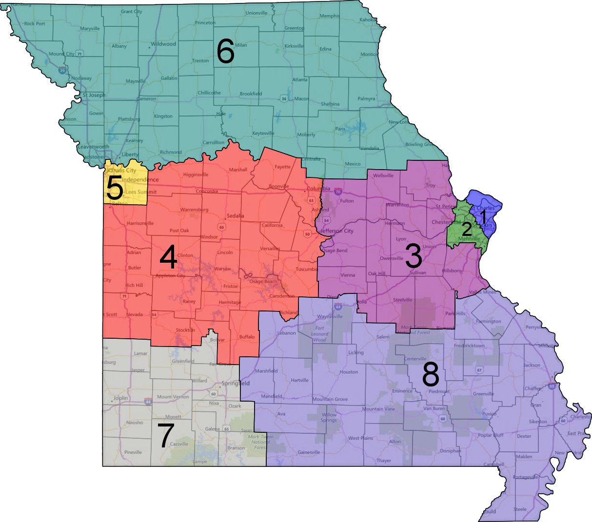 Republicans rigged the House through gerrymandering Democrats can – Gerrymandering Worksheet
