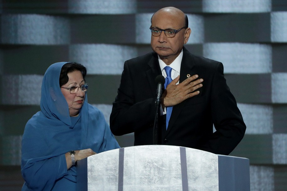 Donald Trump insults parents of fallen soldier, says he's made sacrifices too