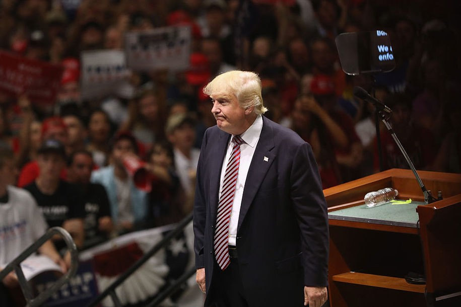 USA Today Issues Its First-Ever Un-Endorsement for 'Dangerous Demagogue' Donald Trump