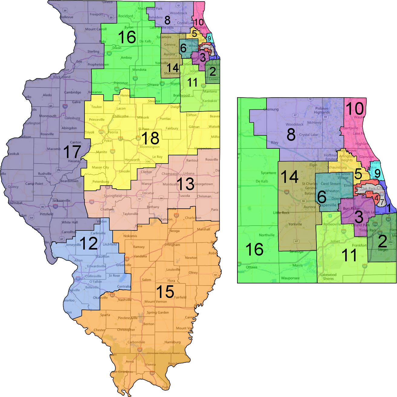 Illinois Supreme Court Blocks Redistricting Reform