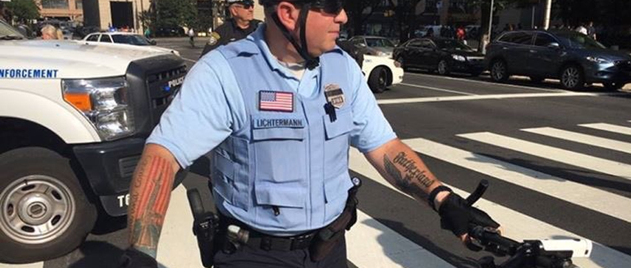 Philly Cop Outed (Again) as Neo-Nazi Sympathizer