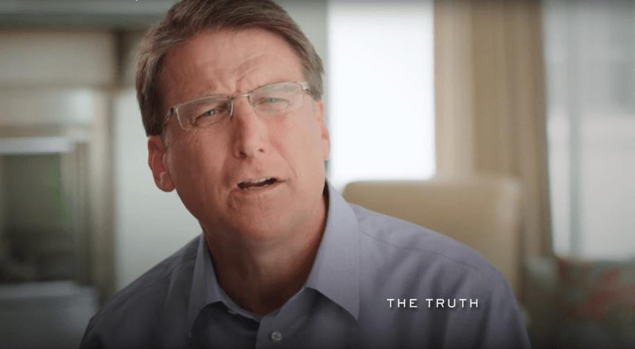 New York Times labels bathroom governor Pat McCrory 'North Carolina's Sore Loser'