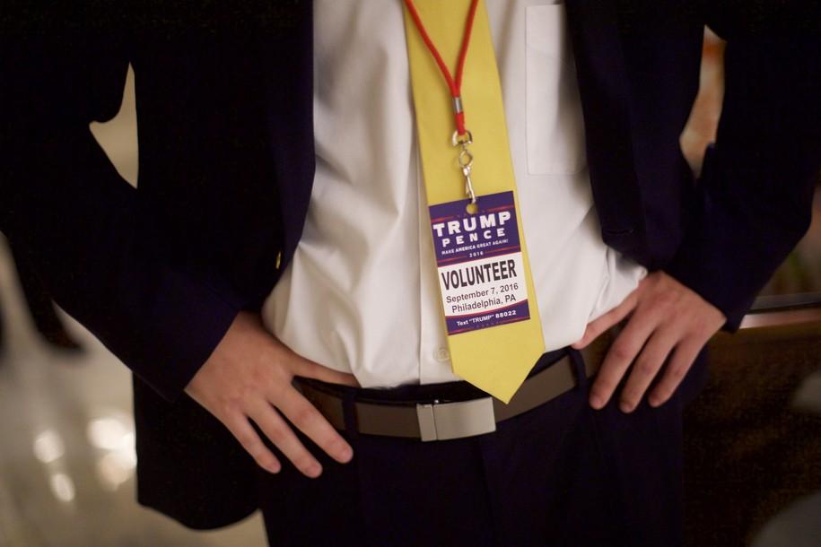 Logical Donald trump?