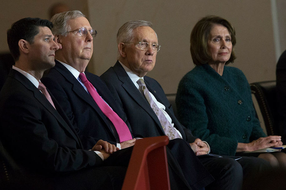 Supreme Court vacancy watch Day 208: McConnell plots early exit, which screws Paul Ryan