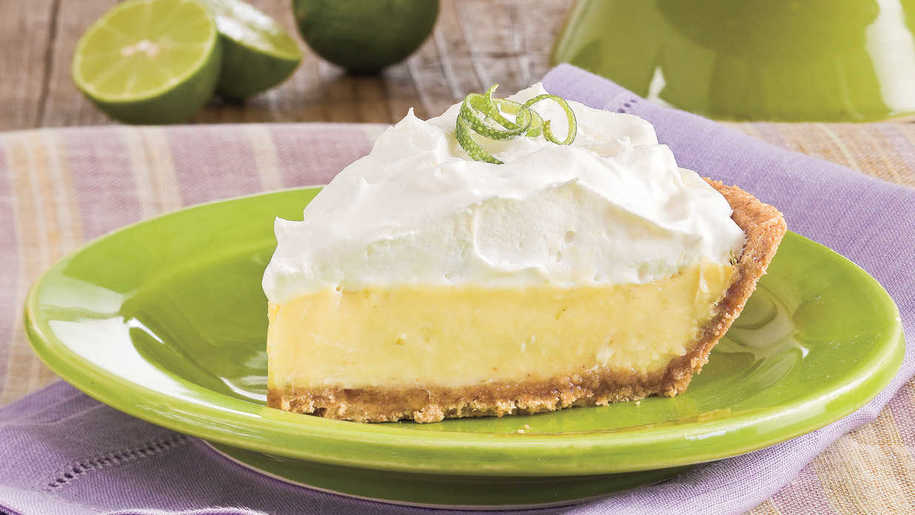 The Media Interviews Hillary Clinton About Key Lime Pie