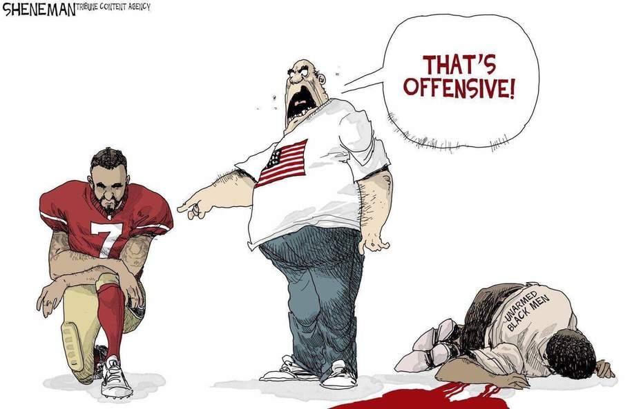 Colin Kaepernick And The Politics Of Racism