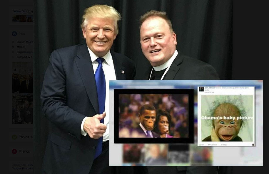Kentucky Republican running for office posts pictures of Obamas as chimpanzees—says he ain't racist