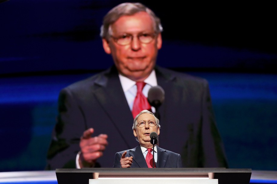 Sen. Mitch McConnell needs to answer for his role covering up Russian election attacks