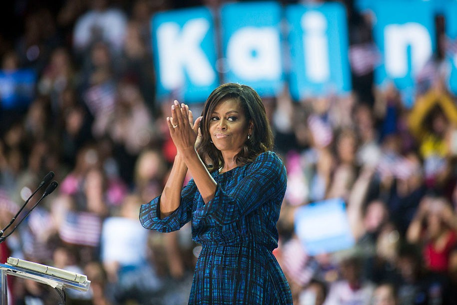 Michelle Obama vs. Donald Trump: Two speeches that define this election