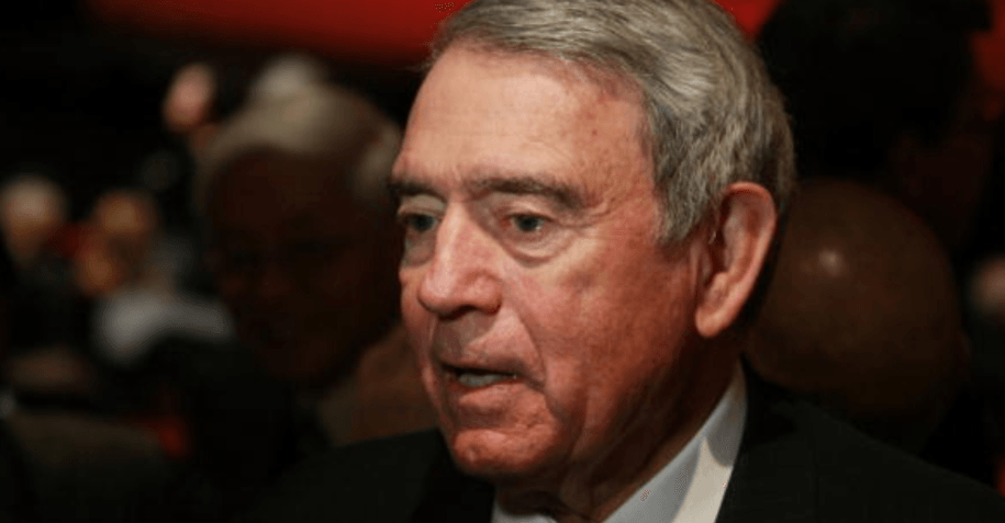 Dan Rather: Hillary Clinton Was Steely, Determined, Forceful—Trump Was 'Dangling'