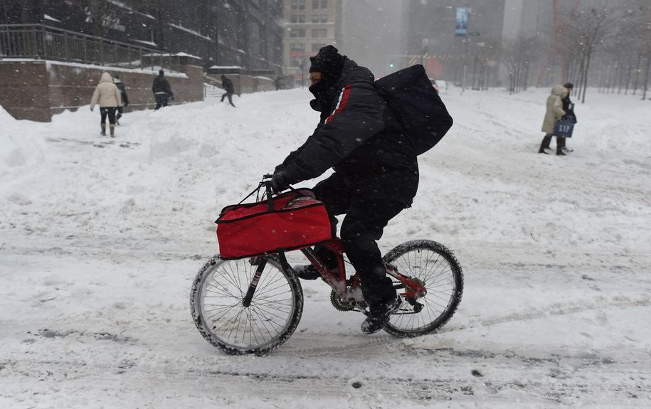This week in the war on workers: Biking out of need, not choice