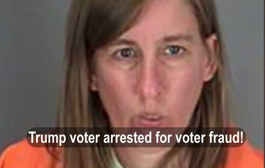 Des Moines Woman Allegedly Votes Twice
