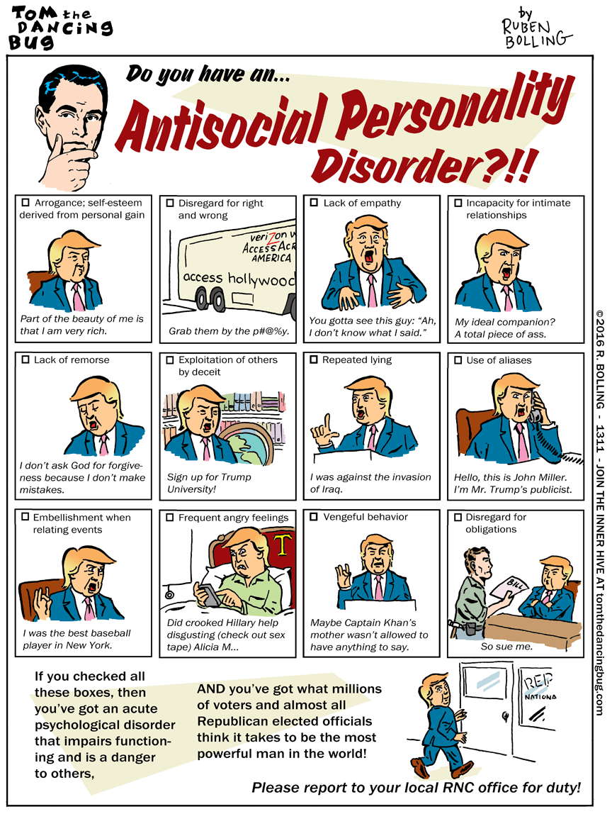 anti personality disorder This topic center provides a comprehensive overview of the personality disorders,  personality disorder  personality disorders  anti social personality.